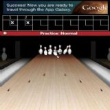Dwonload Finger Bowling Cell Phone Game